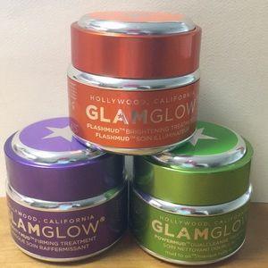 Glamglow Bundle w/ bonus Sephora Mask